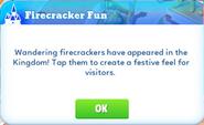 Me-firecracker fun