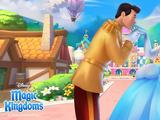 Cinderella Storyline (Act 1)