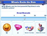 Me-minnie rocks the dots-1-milestones