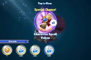 T-character scroll-ec