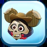 Héctor Rivera Ears Hat Token