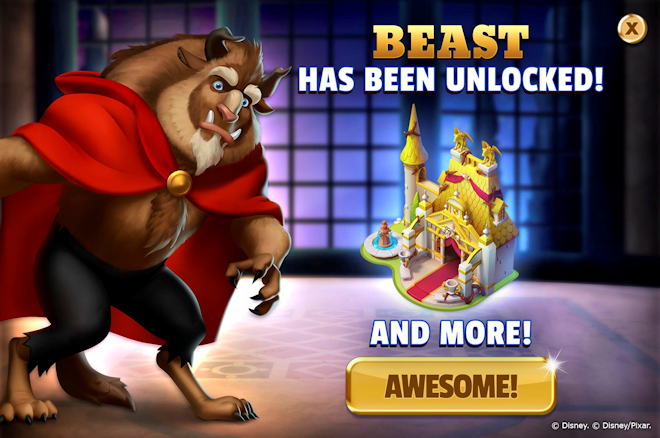 Beauty and the Beast Event Storyline 2017
