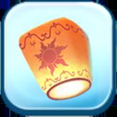 Glowing Lantern Token