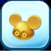 C-3PO Ears Hat Token