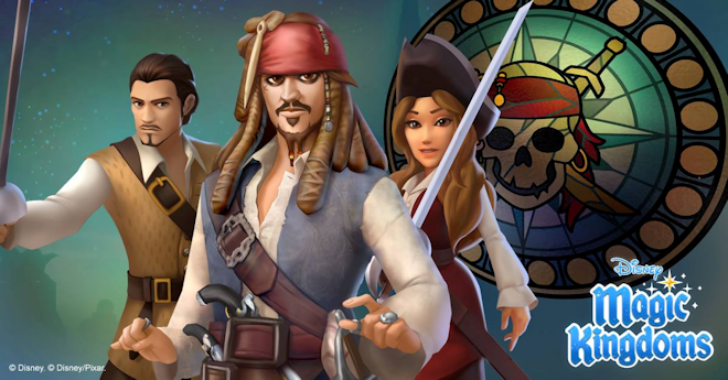 Pirates of the Caribbean Update
