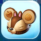 Chip Ears Hat Token