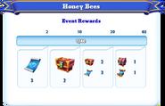 Me-honey bees-4-milestones
