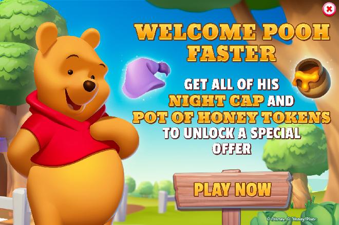 Winnie the Pooh Event Storyline 2018