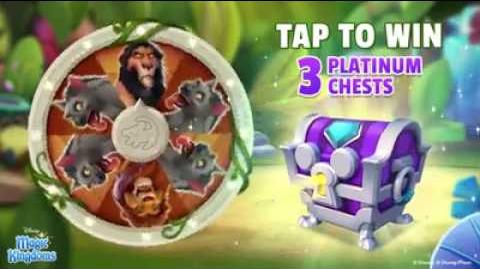 Update 12 - Simba Spin Sweepstakes