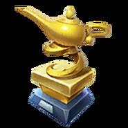 Npc-gold trophies-aladdin