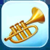 Louis's Trumpet Token