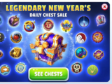 Enchanted Chests Sales