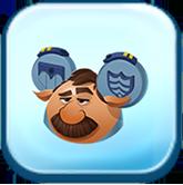 Colt Ears Hat Token