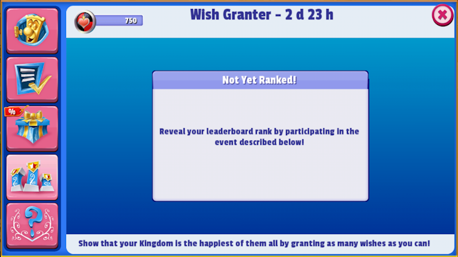 Wish Granter Mini Event/Part 1
