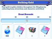 Me-striking gold-60-milestones