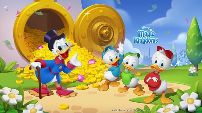 Ducktales Storyline Act 3 Disney Magic Kingdoms Wiki Fandom