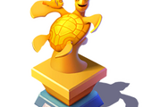 Finding Nemo Gold Trophy