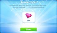Me-striking gold-14-prize