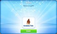 Cp-gramma tala-promo-gift