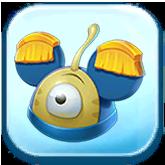 Pleakley Ears Hat Token