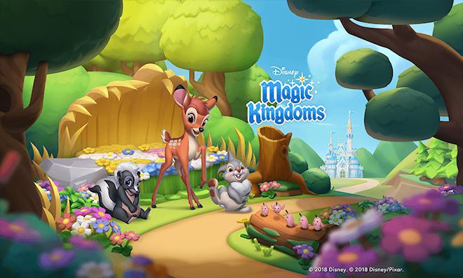 Bambi Storyline Act 3 Disney Magic Kingdoms Wiki Fandom
