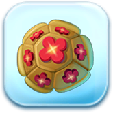 Squirt's Shell Pattern Token