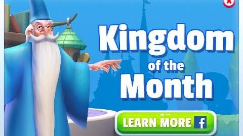 Kingdom of the Month - August 2018