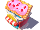 Lunchbox Tart Stand