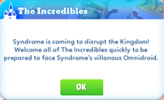 Event-the incredibles