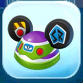Buzz Ears Hat Token