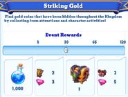 Me-striking gold-40-milestones