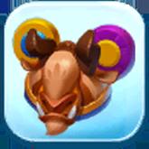 Beast Ears Hat Token