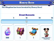 Me-honey bees-3-milestones