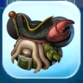 Davy Jones Ears Hat Token