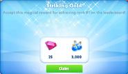 Me-striking gold-34-prize
