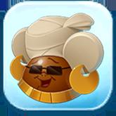 Mama Odie Ears Hat Token