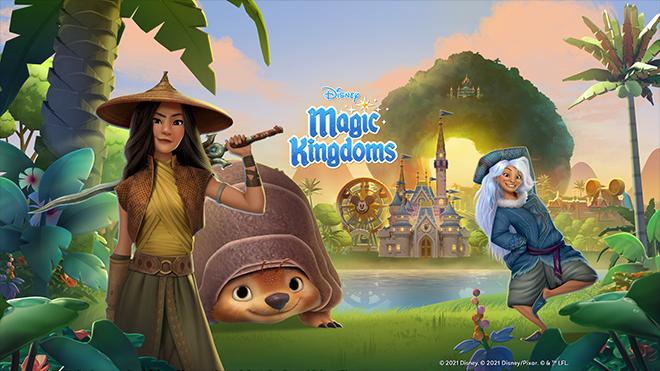 Raya And The Last Dragon Event 2021 Disney Magic Kingdoms Wiki Fandom