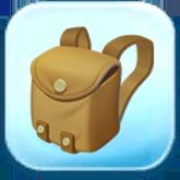 Christopher Robin's Backpack Token