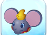 Dumbo Ears Hat Token