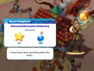 Q-informal information gathering