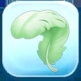 Anastasia's Hair Feather Token