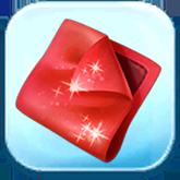 Red Star Fabric Token