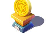 Brave Gold Trophy