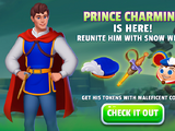 The Tower Challenge (Snow White and the Seven Dwarfs) Event 2019