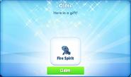 Cp-fire spirit-promo-gift