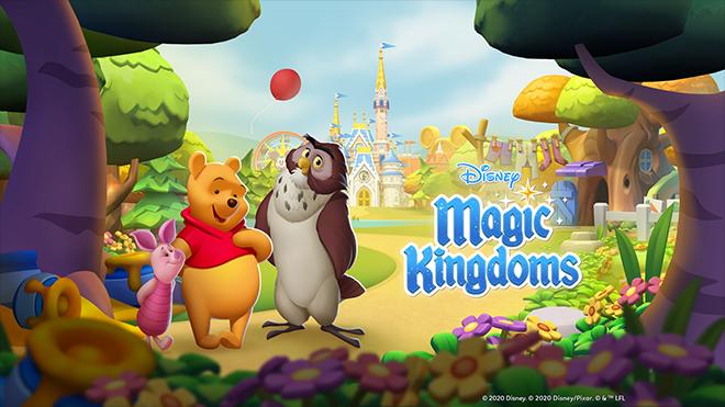 Winnie the Pooh Tower Challenge Update