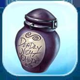 Jar of Deadly Nightshade Token