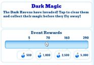 Me-dark magic-1-milestone