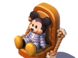 Blue Stripes NuiMO Mickey