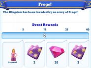 Me-frogs-1-milestones